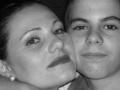 Emanuela und Sohn Rocco