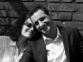 Antonio Di Dino mit Frau Emanuela