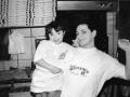Antonio Di Dino mit Tochter Liliana
