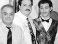 Papa Di Dino mit den Söhnen Salvatore und Pino